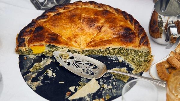Recept na pravý italský koláč, který se peče na Velikonoce