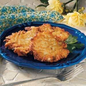 Výtečný recept na bramboráky