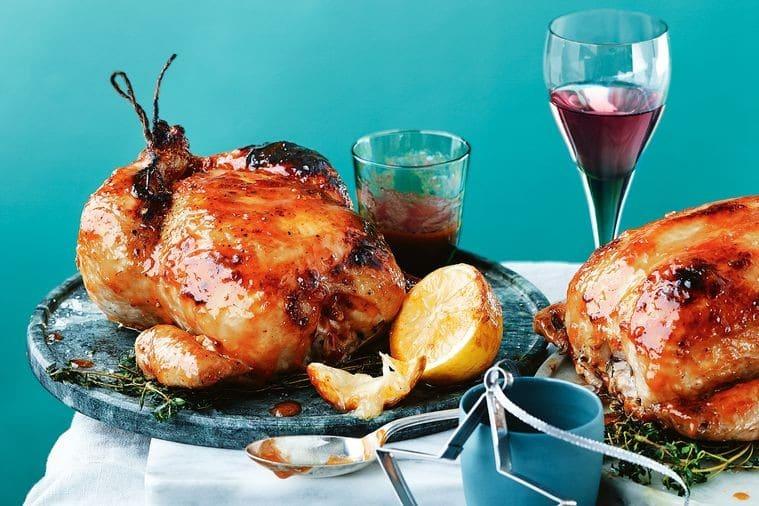 Recept na velikonoční kuře