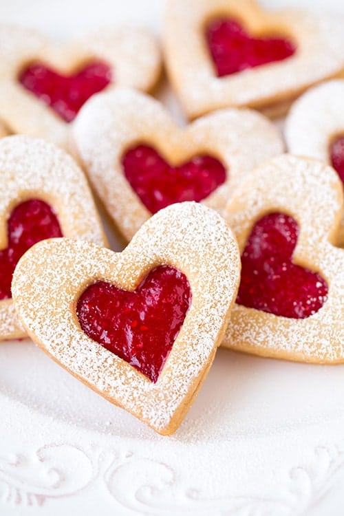 Recept na velikonoční linecké cukroví